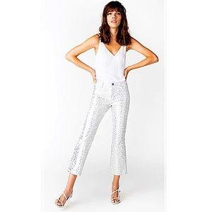 J Brand Sz 26 Selena Mid rise Jeans